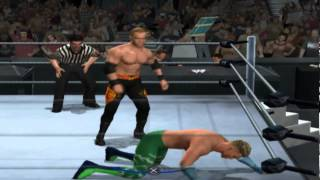 WWE 13 PS2 SUPER PROJECT REALEASED-Career Mode-EP3-ECW CHAMPIONSHIP