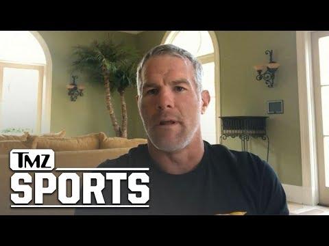 Brett Favre Picks Patrick Mahomes Over Drew Brees For MVP | TMZ Sports