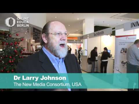 OEB 2010: Interview with Larry Johnson, The New Media Consortium, USA