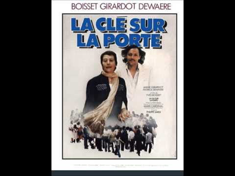 La clé sur la porte BO du film Philippe Sarde 1978