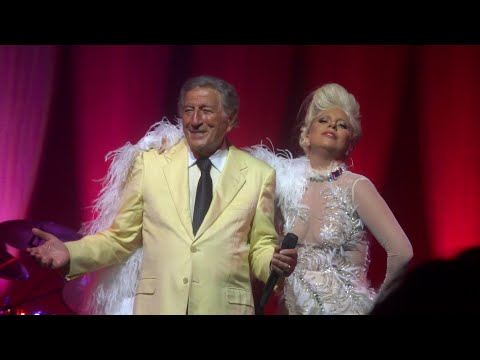 Lady Gaga & Tony Bennett - The Lady Is A Tramp (Live) @ Montreux (06.07.2015) HD