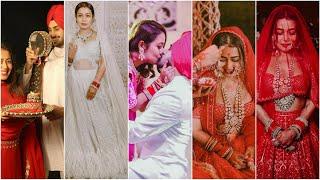 Neha Kakkar Wedding Special 🔥🎉 #reels #tiktok #takatak