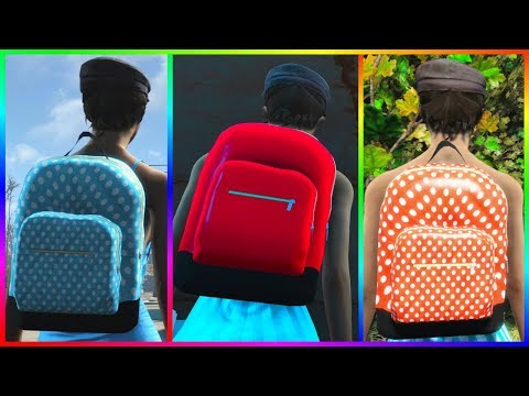 Fallout 4: Wearable Backpacks Mod (Xbox One/PC)