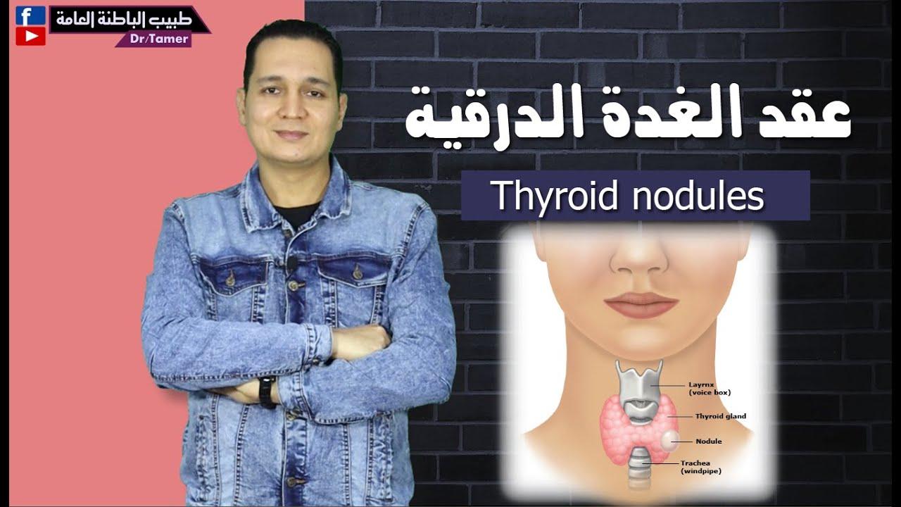 عقد كتل الغدة الدرقية Thyroid Nodules Youtube