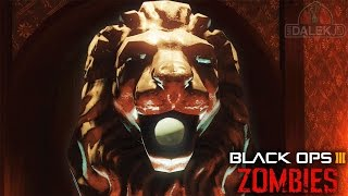 Black Ops 3 ZOMBIES EASTER EGG - LIONHEAD GUMBALL EASTER EGG FULL GUIDE! FREE MEGA GOBBLEGUM!