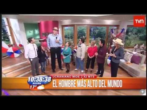Pablo Estomar en el Buenos Días a Todos, 12 Septiembre