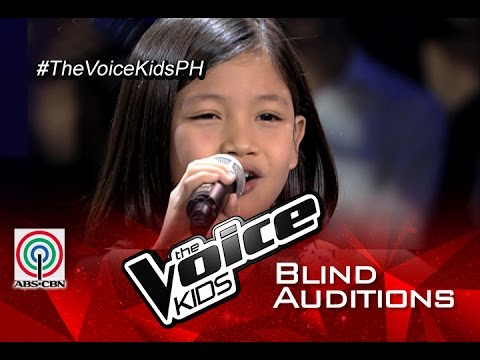 The Voice Kids Philippines 2015 Blind Audition: 'Bituing Walang Ningning' by Kristel
