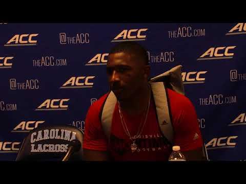 Jonathan Greenard North Carolina Post-Game 9-9-2017