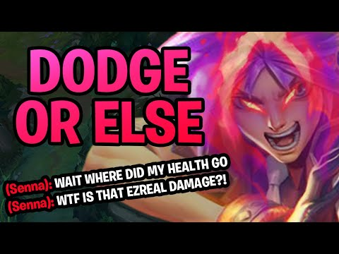 AP EZREAL Is The ONLY Way To Play EZREAL! THE BURSTY BOY CHAD EZREAL BUILD