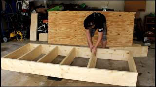 Building A Skate Box And First Session!