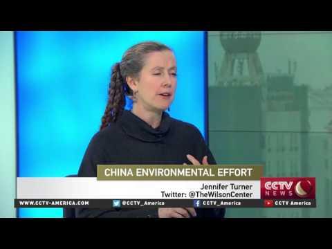 China Environment analyst Jennifer Turner on China's smog plan
