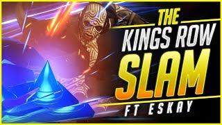 THE KINGS ROW SLAM w/ ESKAY