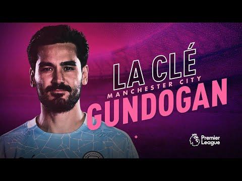 Gundogan, la clé de Manchester City ?