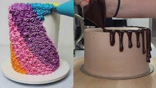Топ украшение тортов подборка