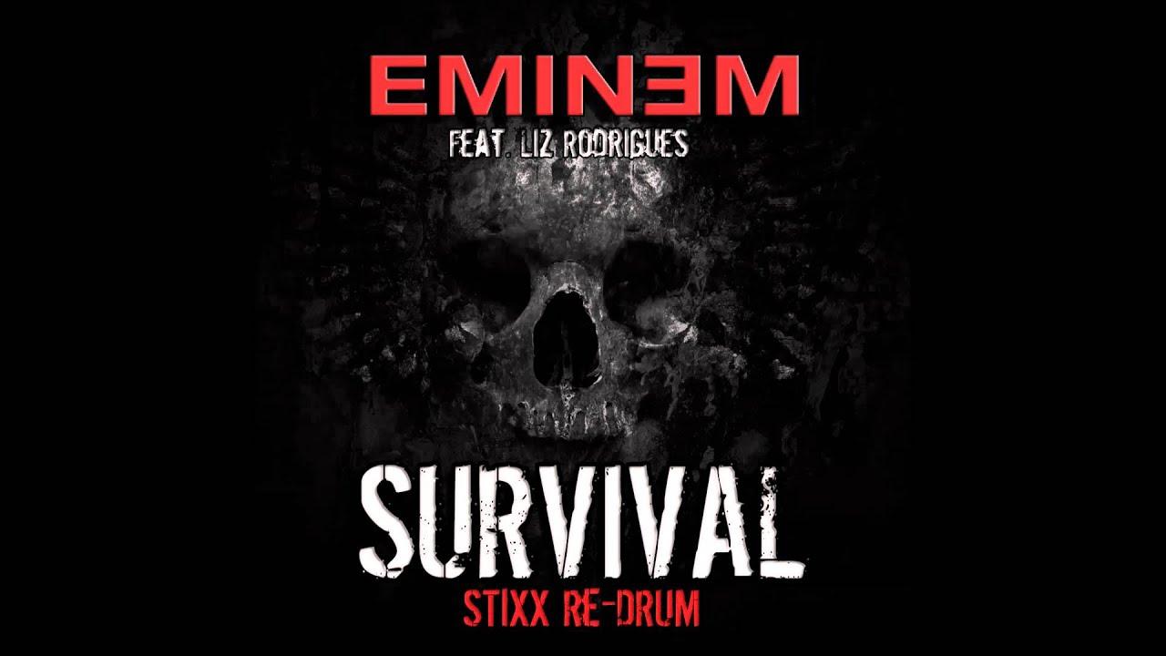 Eminem Survival Album Cover - YouTube Eminem Survival Album Cover