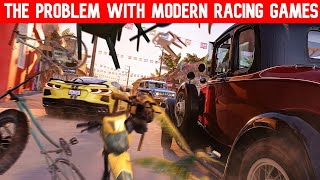 The Problem With Modern Racing Games
