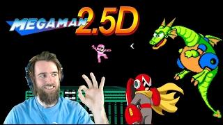 "MEGA MAN 2.5D - Proto Man ""Speedrun"" [GAMEPLAY] | 7 Years in Development!"