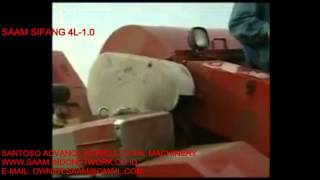 COMBINE HARVESTER SIFANG 4L 1.0 ( 0331-335163 / 081230662789 / 082 3317 46464)