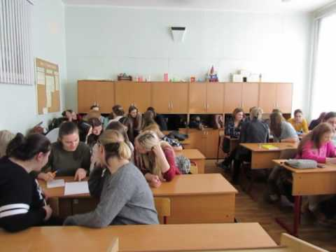 English Video Moscow City Teacher Training University, Mosco