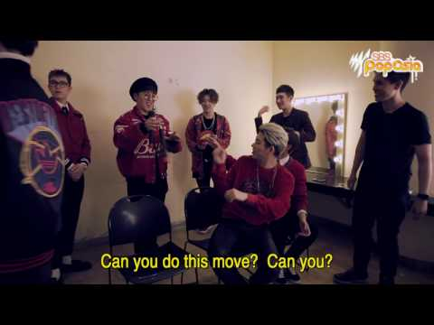 Block B Interview with SBS PopAsia