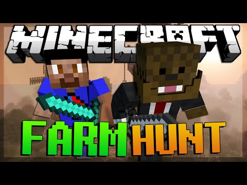 minecraft farm hunt server ip