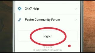 How To Login And Logout Process in Paytm