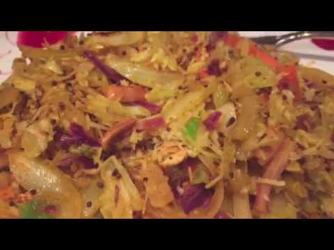 Curried coleslaw recipe 5 mins side dish quick healthy sabji curried coleslaw recipe 5 mins side dish quick healthy sabji idea forumfinder Choice Image