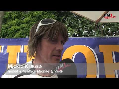 Mickie Krause im FM1 Melody Interview - Juli 2014