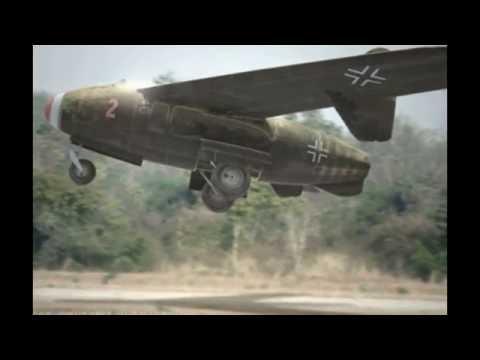 WW2 Luftwaffe Junkers EF 128 -...