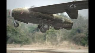 WW2 Luftwaffe Junkers EF 128 - 第二次世界大戦ドイツ空軍ユンカースEF128