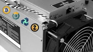 Antminer Z9mini after one month: Earnings & Costs (ZEN, ZEC, KMD, BTG) Equihash ASIC
