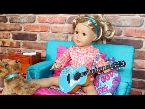 American Girl Doll Tenney's Collection & Playsets Review