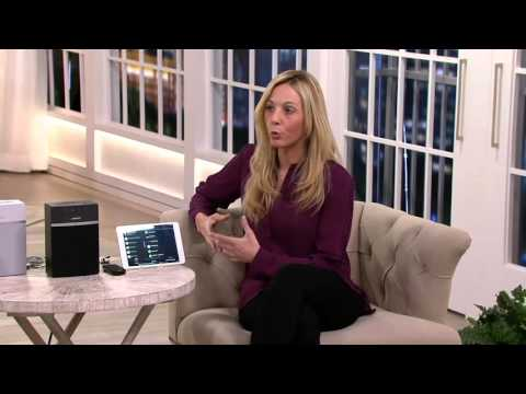 Bose SoundTouch 10 Series Wireless Music System on QVC