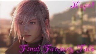 Final Fantasy Talk: Final Fantasy 15 Evolve System Graphics!