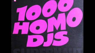 Watch 1000 Homo Djs Apathy video