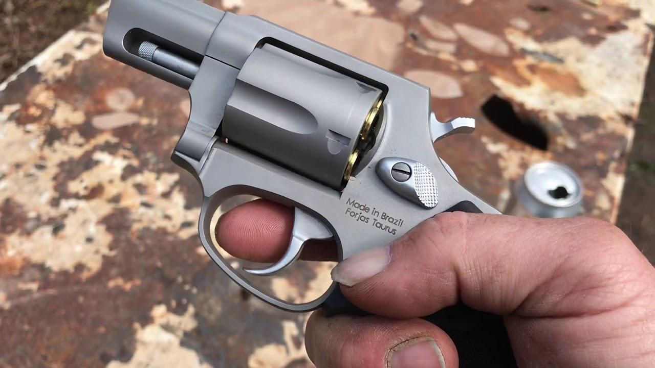 Cheap revolver for self-defense  Taurus 605 357 mag