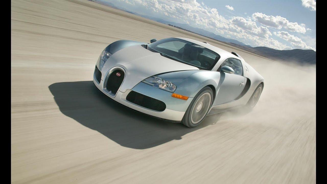 Bugatti veyron top speed mph