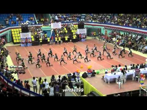 Sibutad National HS - CheerDance Dahunog 2014 - 2nd Place