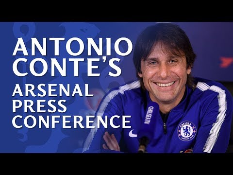 """Conte: """"The Carabao Cup Final is an important target for us"""" 