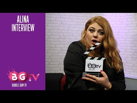 Alina - Interview 2018 | Bubble Gum TV