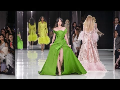 Ralph & Russo | Haute Couture Spring Summer 2018 Full Show | Exclusive