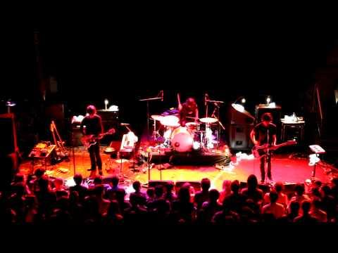Autolux - Blanket live at Music Hall of Williamsburg on 8.28.2010