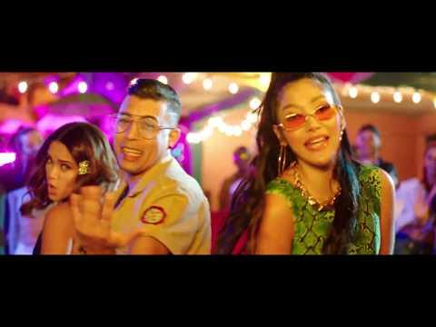 N'klabe , Farina , La Tribu De Abrante - Pa'Lante Y Pa'trás (Remix)  (Video Oficial)