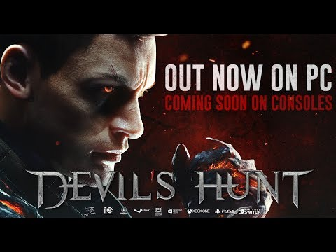 Devil's Hunt is out now on PC – Unleash your inner demon