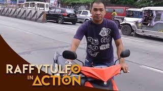 PALYADONG YAMAHA MOTORCYCLE, NAPALITAN SA TULONG NI IDOL RAFFY!