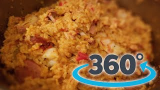 360 Chef - Louisiana Jambalaya in the Instant Pot Recipe - How to Make