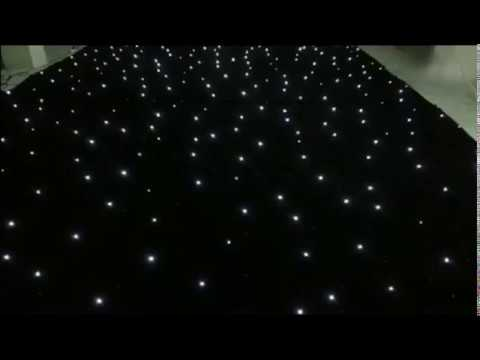 LED star curtain, RGB light drapery,events drapery,backdrop kits for sale