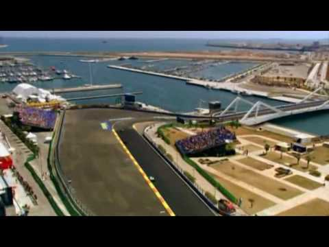 BBC Valencia Post Race Video