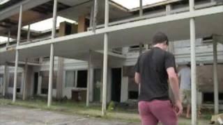 Urban Exploring: Motel - Burned/Abandoned