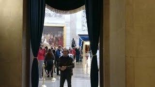 Right Side in the Senate Dome